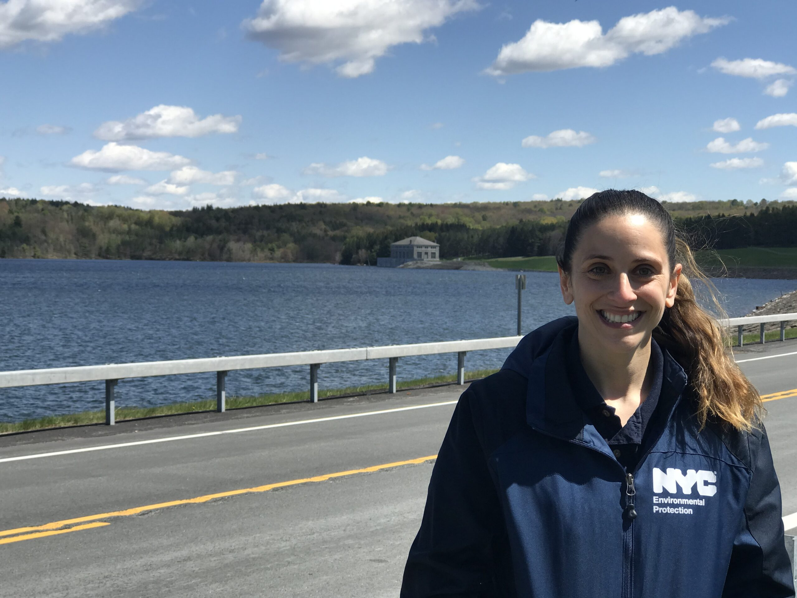 """Meet Jennifer Garigliano: """"Do you know me? I'm not a quiet person.""""<br><span style='font-size:20px'><i>The new president of the Water Resources Association of the Delaware River Basin</i></span>"""